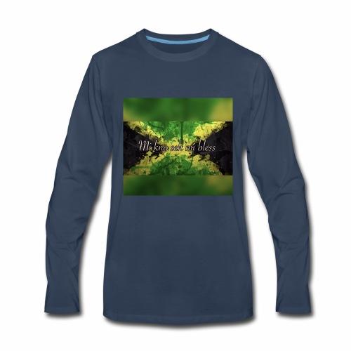 Mi kno seh mi bless - Men's Premium Long Sleeve T-Shirt
