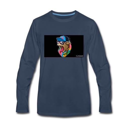FLIPGRAM - Men's Premium Long Sleeve T-Shirt