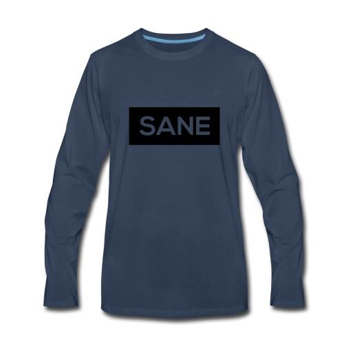 Sane Rectangle - Men's Premium Long Sleeve T-Shirt