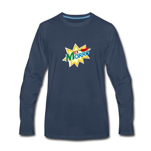LOGO MEXMORRO - Men's Premium Long Sleeve T-Shirt