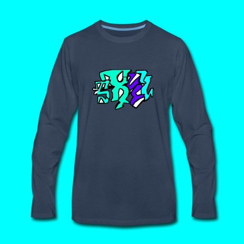 Happy birthday skez03 Limited Edtions - Men's Premium Long Sleeve T-Shirt