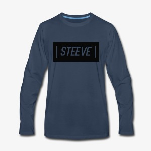 Steeve's Very own Originals - Men's Premium Long Sleeve T-Shirt