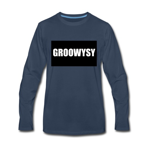 . - Men's Premium Long Sleeve T-Shirt