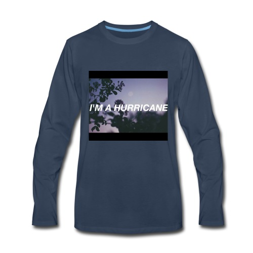 Halsey hurricane products - Men's Premium Long Sleeve T-Shirt