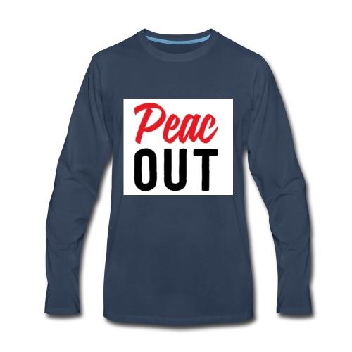 37296541 10FB 4A03 A3D9 9298EB721031 - Men's Premium Long Sleeve T-Shirt