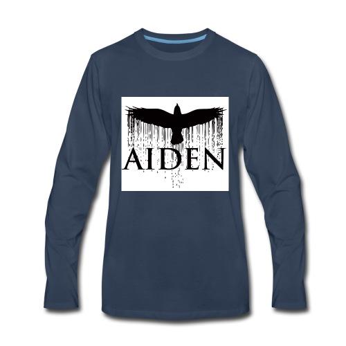 Aiden/get some merch - Men's Premium Long Sleeve T-Shirt