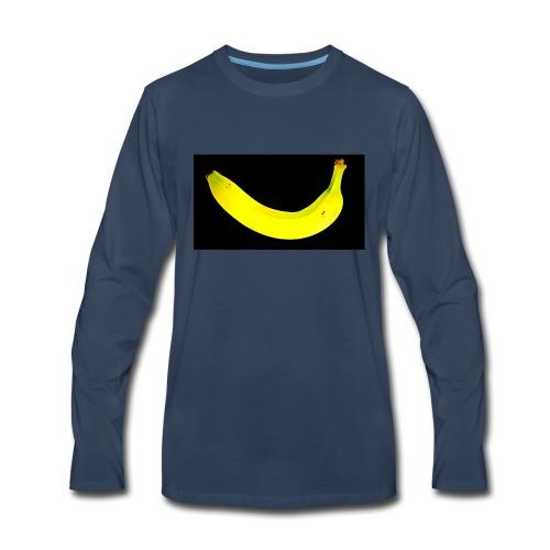 banana 2002541 1920 - Men's Premium Long Sleeve T-Shirt