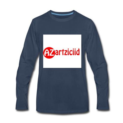 art ziciid - Men's Premium Long Sleeve T-Shirt
