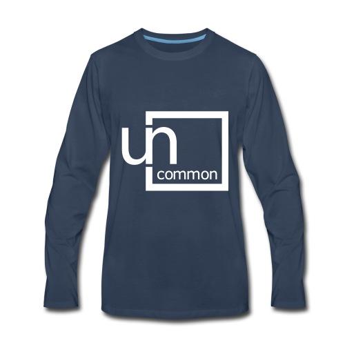 Uncommon - A lifestyle - Men's Premium Long Sleeve T-Shirt