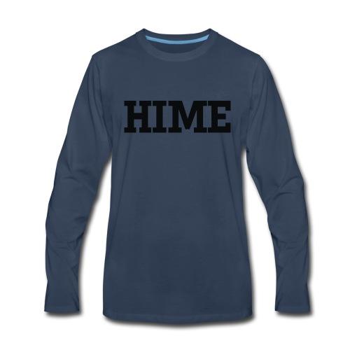 HIME 2 - Men's Premium Long Sleeve T-Shirt