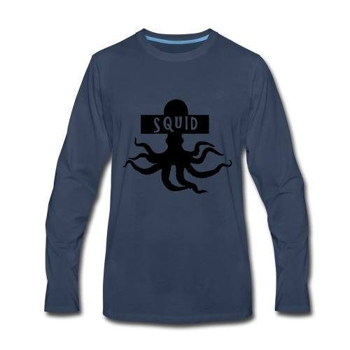 El Squido - Men's Premium Long Sleeve T-Shirt