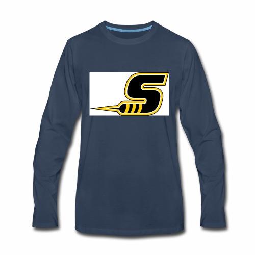 Stingers - Men's Premium Long Sleeve T-Shirt