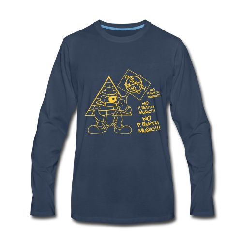 Picket_Sikkgn_Shirt - Men's Premium Long Sleeve T-Shirt