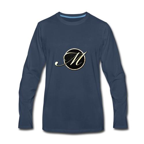 The M Brand - Men's Premium Long Sleeve T-Shirt