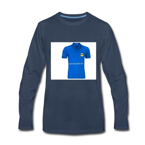 Thunder design - Men's Premium Long Sleeve T-Shirt