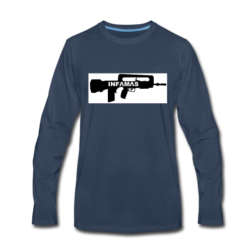 INFAMAS - Men's Premium Long Sleeve T-Shirt