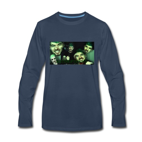 Antisepticeye Picture Clothing - Men's Premium Long Sleeve T-Shirt