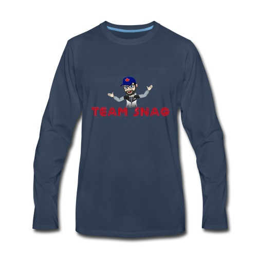 Team Snag Shirt - Men's Premium Long Sleeve T-Shirt