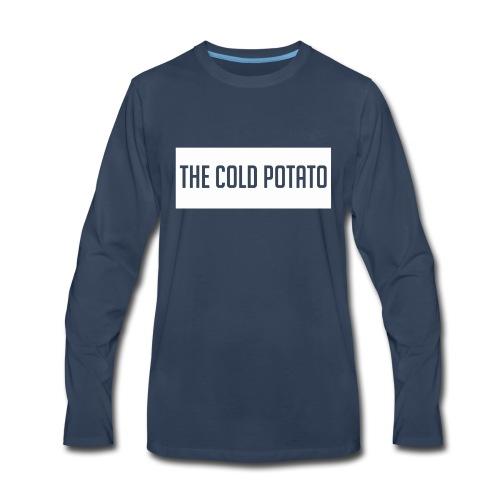 THE COLD POTATO - Men's Premium Long Sleeve T-Shirt