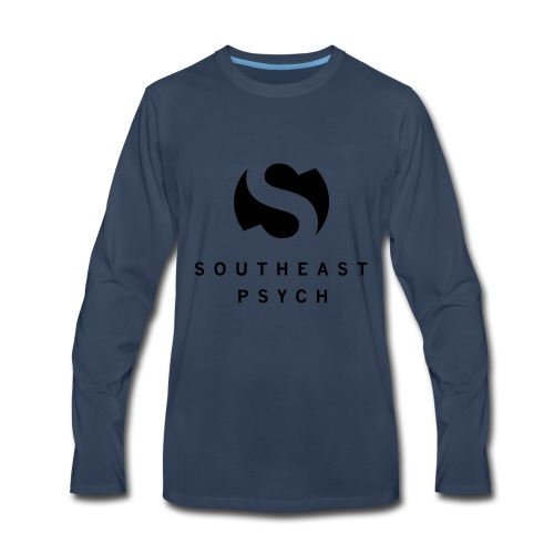Southeast Psych Tall Mug Logo and Name - Men's Premium Long Sleeve T-Shirt