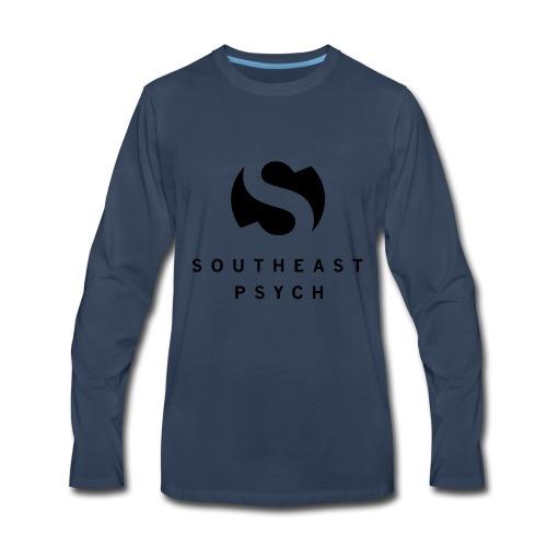 Southeast Psych Tall Mug Logo and Name - Men's Premium Long Sleeve T-Shirt