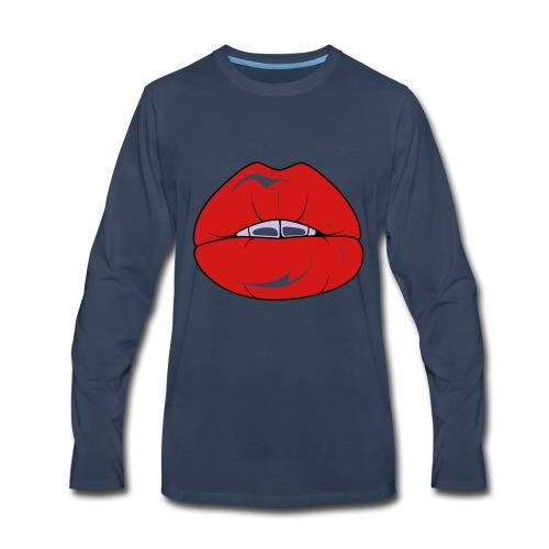 KISS - Men's Premium Long Sleeve T-Shirt