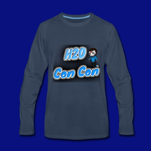 H20 Con Con - Men's Premium Long Sleeve T-Shirt