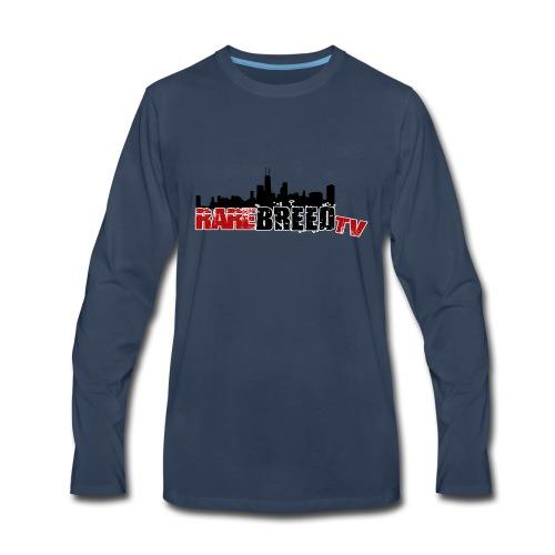 RBTV T1 - Men's Premium Long Sleeve T-Shirt