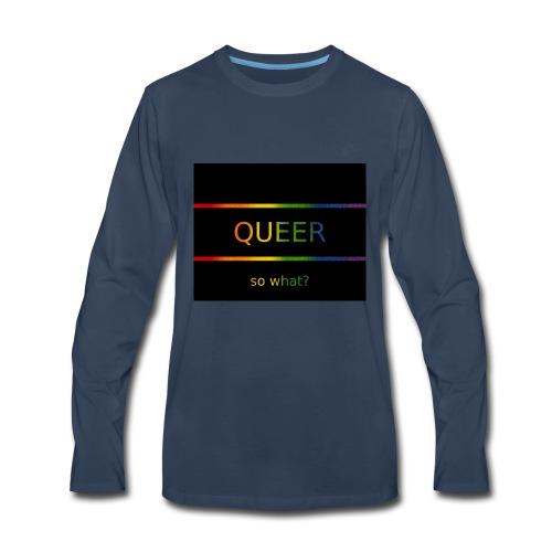 Queer Pride - Men's Premium Long Sleeve T-Shirt