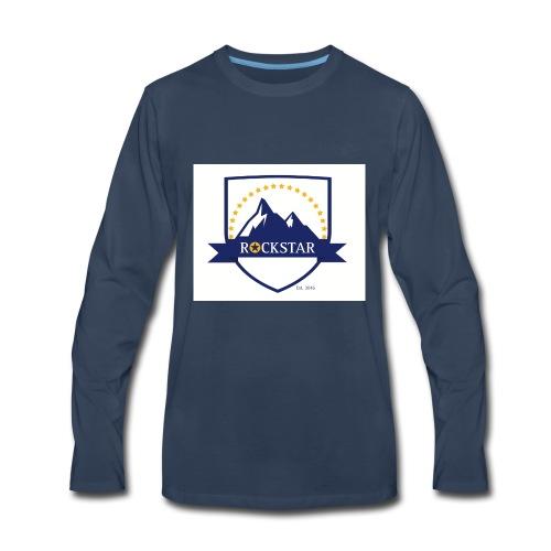 Rockstar_Brand - Men's Premium Long Sleeve T-Shirt