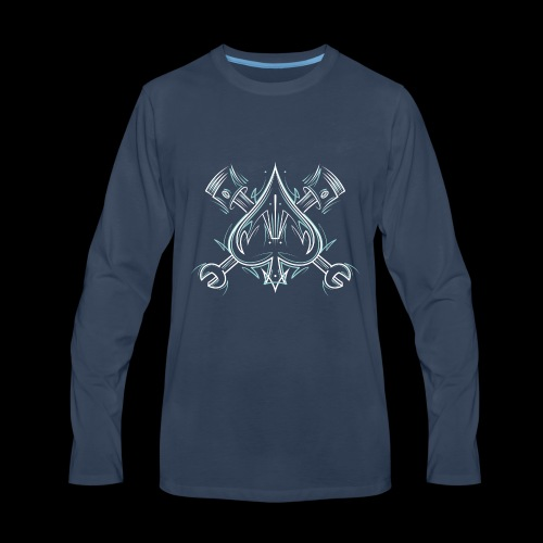 Two Pistons - Men's Premium Long Sleeve T-Shirt