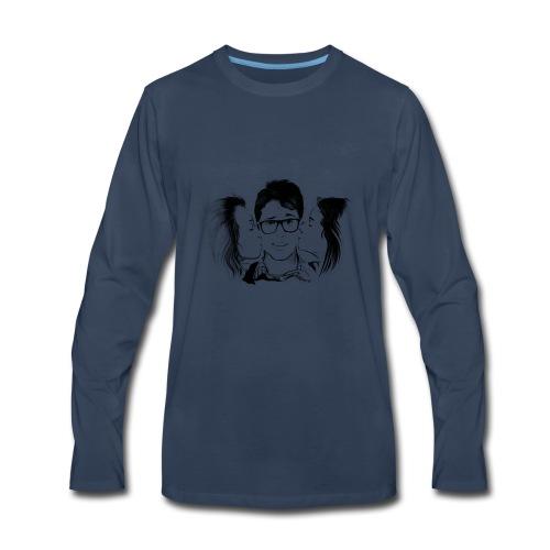 virginlogononame fw - Men's Premium Long Sleeve T-Shirt