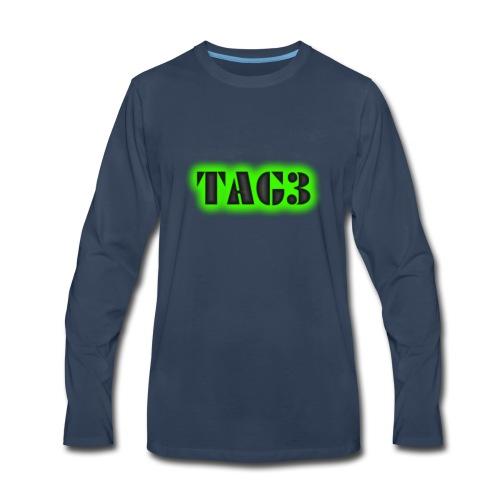 TRIPLE A GAMERS - Men's Premium Long Sleeve T-Shirt
