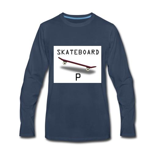 2F7FD103 1FAC 4241 8CDA 5035CB9AC197 - Men's Premium Long Sleeve T-Shirt