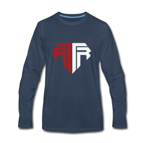RedTeamReview - Men's Premium Long Sleeve T-Shirt