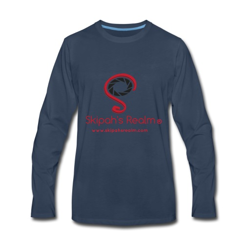 Skipah's Realm - Men's Premium Long Sleeve T-Shirt