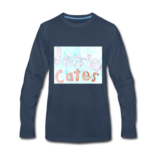 Jessie Cates - Men's Premium Long Sleeve T-Shirt