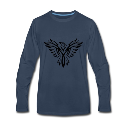 Canadian Eagle - Men's Premium Long Sleeve T-Shirt