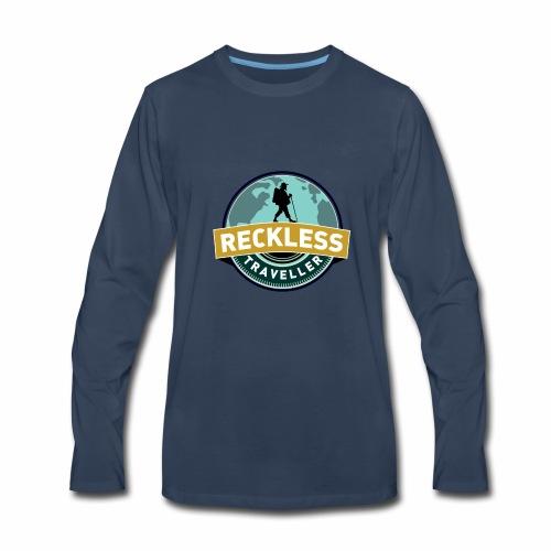 Reckless Traveller - Men's Premium Long Sleeve T-Shirt