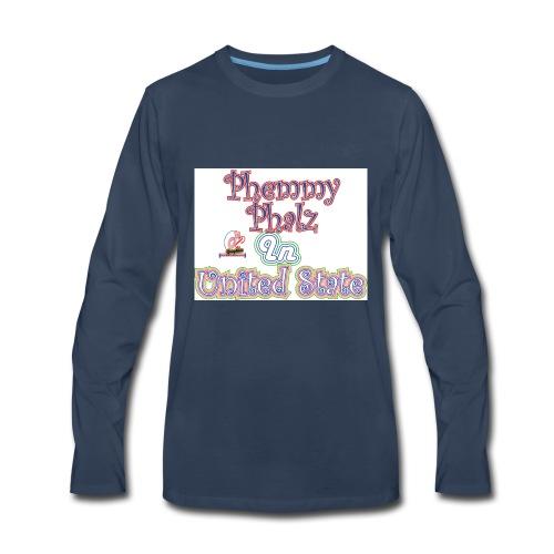 phemmy - Men's Premium Long Sleeve T-Shirt