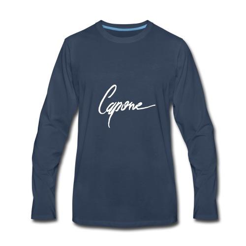 Capore final2 - Men's Premium Long Sleeve T-Shirt