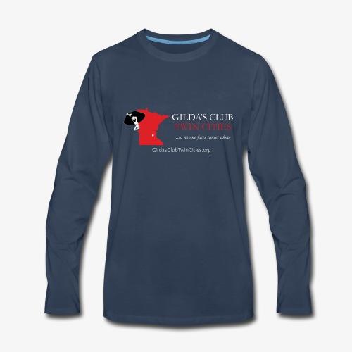 GCTC MN State for Dark Apparel - Men's Premium Long Sleeve T-Shirt