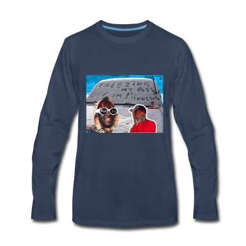 Lil Yachty - Minnesota - Men's Premium Long Sleeve T-Shirt
