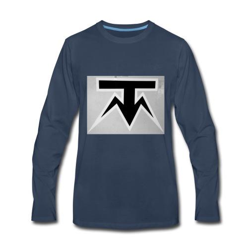 TMoney - Men's Premium Long Sleeve T-Shirt