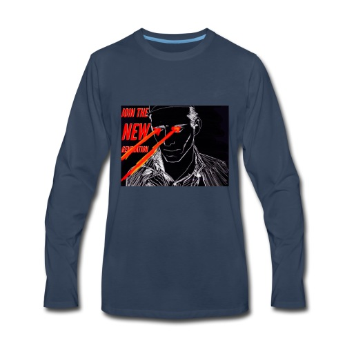 Join the New Generation - Men's Premium Long Sleeve T-Shirt