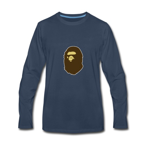A Bathing Ape - Men's Premium Long Sleeve T-Shirt