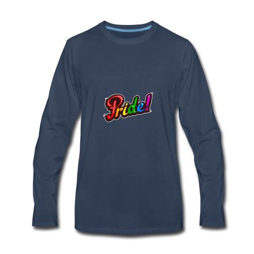 Pride - Men's Premium Long Sleeve T-Shirt