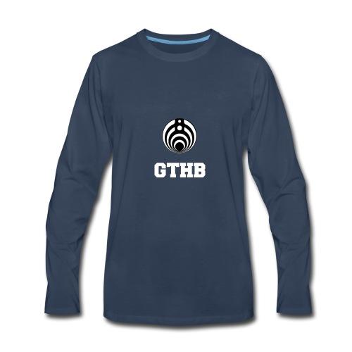 GTHB w/ LOGO - Men's Premium Long Sleeve T-Shirt