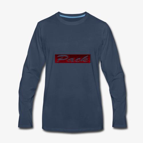 packss - Men's Premium Long Sleeve T-Shirt