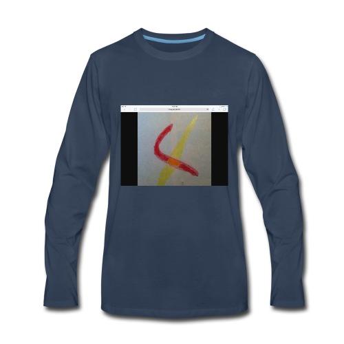 Jerryferd1 merch - Men's Premium Long Sleeve T-Shirt